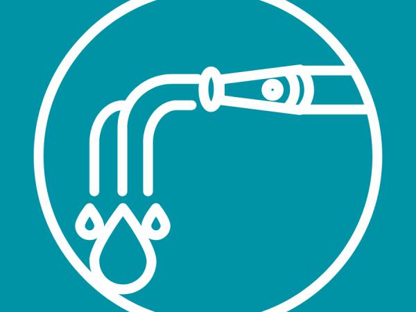 Wastewater Infrastructure Icon
