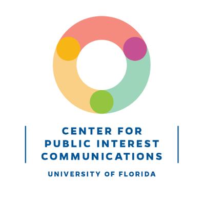 UF Center for Public Interest Communications logo