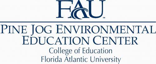 FAU Pine Jog Environmental Education Center Logo