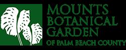 Mounts Botanical Garden logo