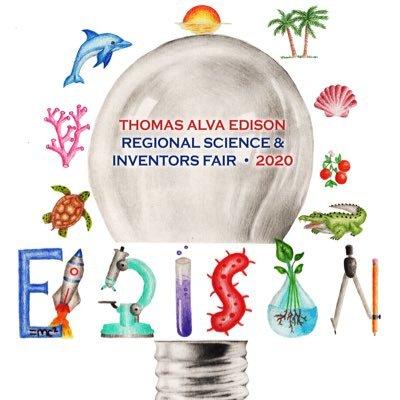 Thomas Edison Fair logo