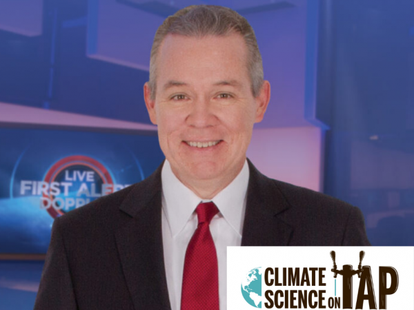 john morales climate science on tap
