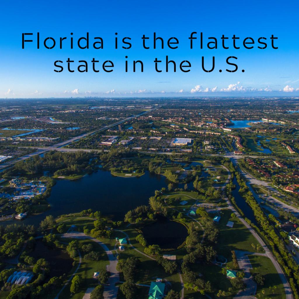 flattest state