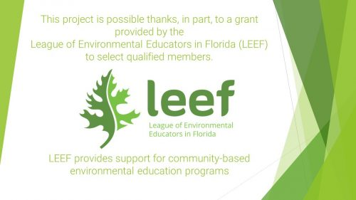 leef acknowledgement