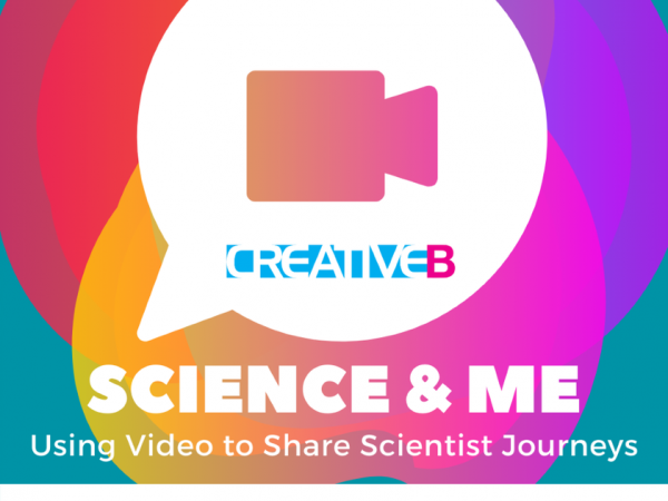 Science and Me: Using Video to Share Scientist Journeys logo