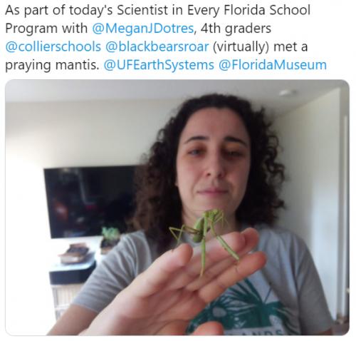 SEFS Scientist Visit