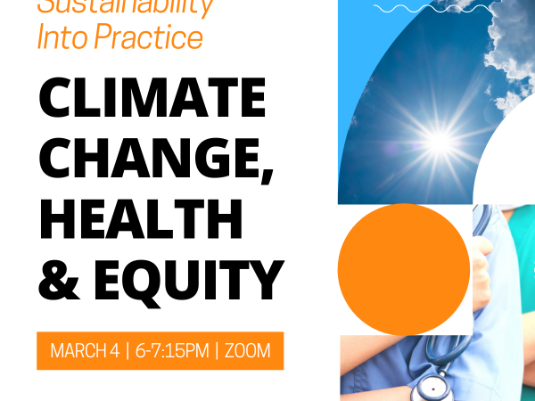 climate chnage health and equity