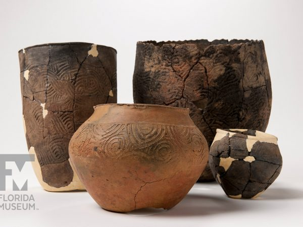 early pottery samples swift creek