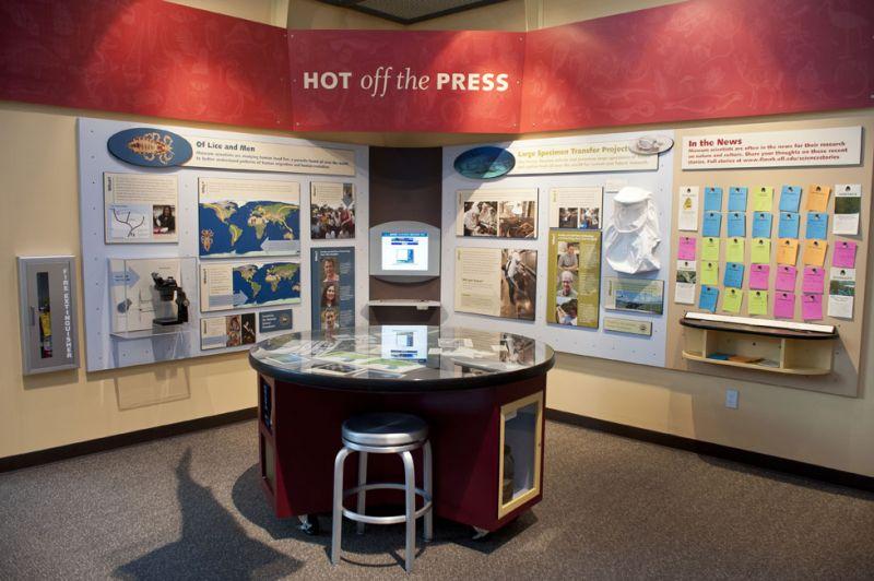 Of Lice and Men exhibit