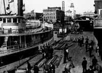 Jacksonville docks