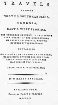 Travels title page