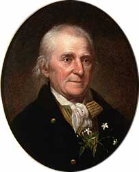Portrait of William Bartram by Charles Willson Peale