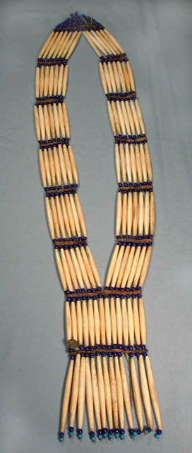 Woman's Hairpipe Necklace