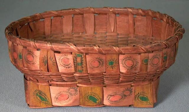 Plainweave Basket