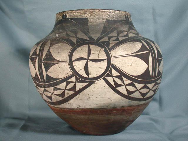 Pottery Jar