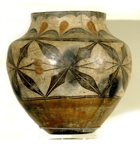 Pottery Water Jar