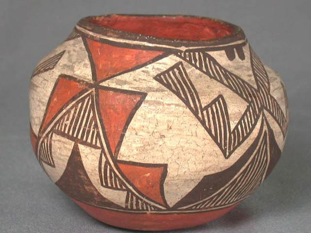 Miniature Pottery Jar