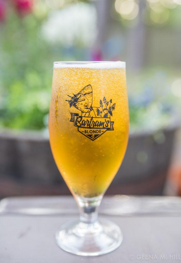 Bartram's Blonde glass