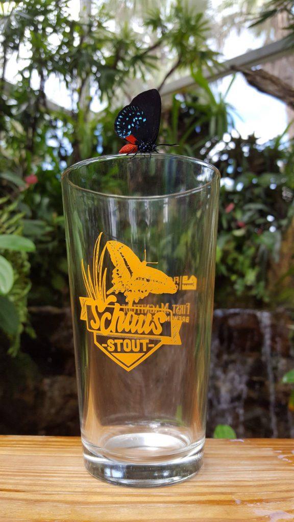 Schaus Stout glass