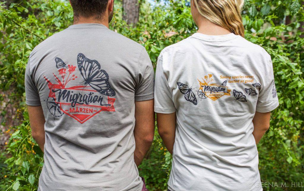Migration Marzen t-shirts