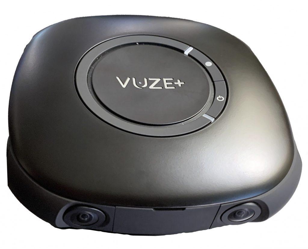 Vuze+ 360 stereoscopic camera