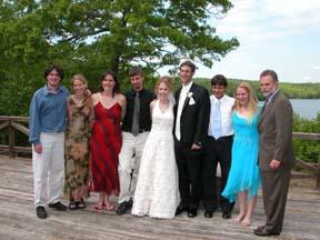 Larisa and Dereck wedding