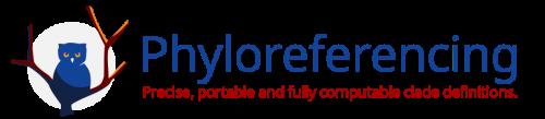 Phyloref-logo-banner