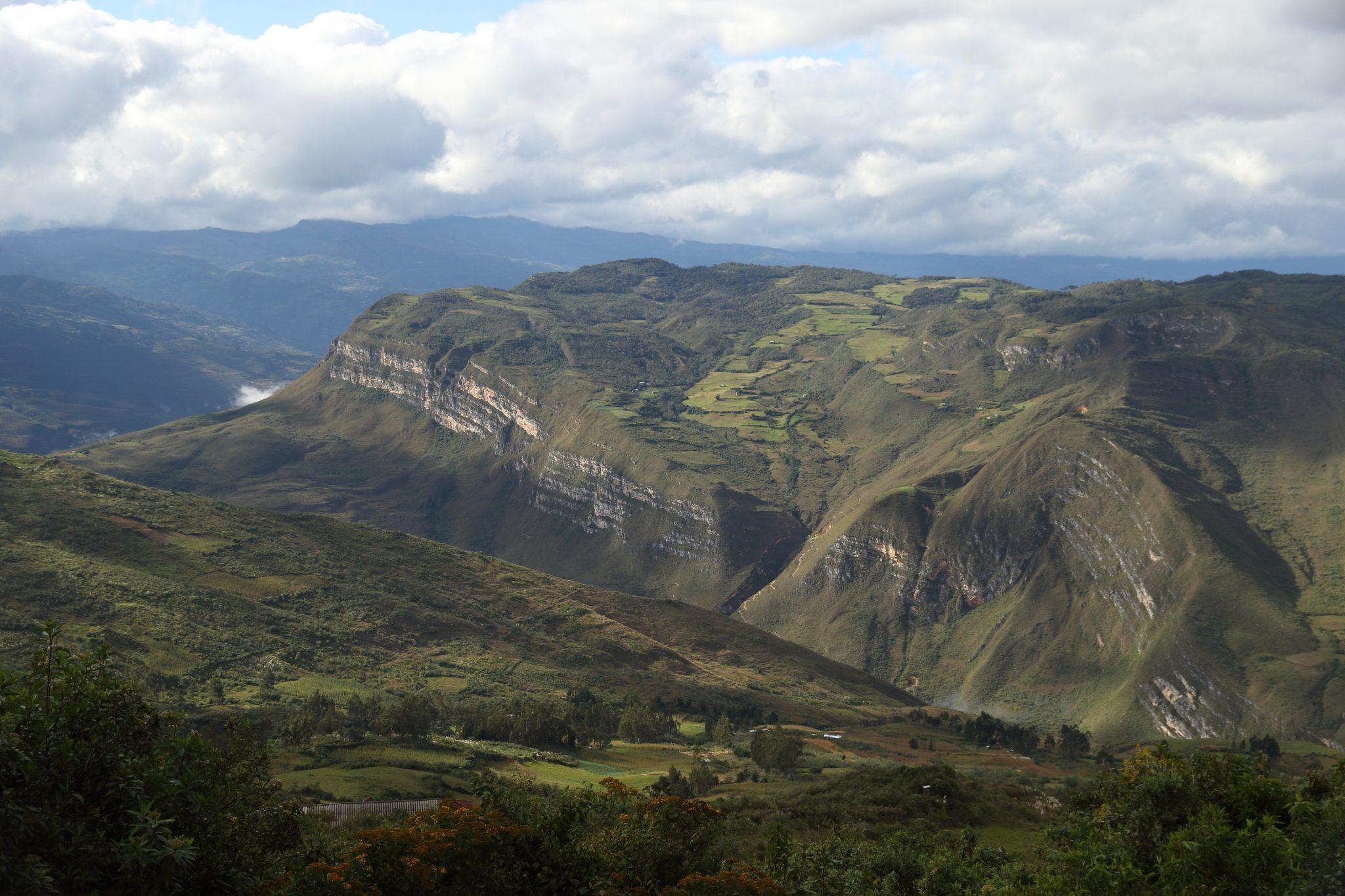 mountains near Kuelep