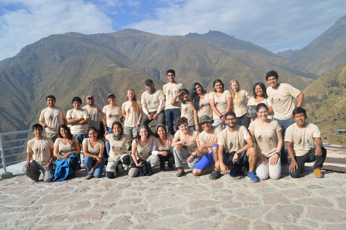 The Santa Eulalia Banding Station near Lima won a grant to host the first NABC certification event in Peru and South America.